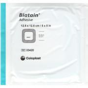 Biatain / Биатен - губчатая адгезивная повязка, 12,5х12,5 см