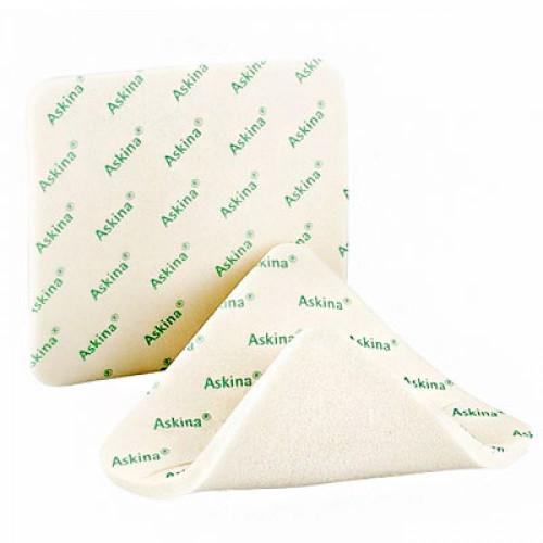Askina Foam / Аскина Фоам - губчатая полиуретановая повязка, 10х20 см