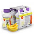 Нутрикомп Дринк Плюс, банановый, в пластиковой бутылке -  жидкая смесь для энтерального питания, 200 мл