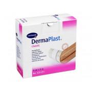 DermaPlast Classic / ДермаПласт Классик – пластырь гипоаллергенный, из текстильного материала, телесный, 4 см х 5 м