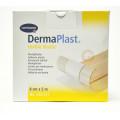 DermaPlastTextile Elastic / ДермаПласт Текстайл Эластик - пластырь гипоаллергенный, из эластичного материала, телесный, 8 см х 5 м