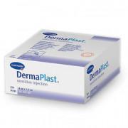 DermaPlast Injection / ДермаПласт Инжекшн - пластырь инъекционный,  телесный, 4х1,6 см, 250 шт.