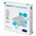 HydroTac Transparent / ГидроТак Транспарент – губчатая повязка с гидрогелевым покрытием, 10х20 см