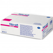 Peha-Soft Nitrile White / Пеха-Софт НитрилУайт– нитриловые перчатки без пудры, нестерильные, M, 200 шт.