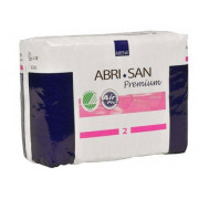 Abena Abri-San 2 / Абена Абри-Сан 2 - урологические анатомические прокладки, 28 шт.