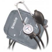 B.Well MED-63 / БиВелл - механический тонометр, с манжетой с кольцом, с встроенным стетоскопом
