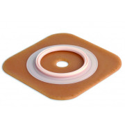 ConvaTec Combihesive 2S / Конватек Комбигезив 2S - полная пластина для стомного мешка, 70 мм