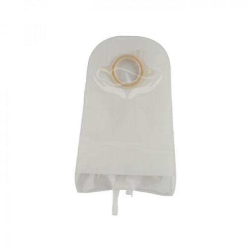 ConvaTec Combihesive 2S / Конватек Комбигезив 2С - уростомный дренируемый прозрачный мешок, фланец 45 мм