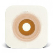 ConvaTec / Конватек Комбигезив 2S / Стомагезив - пластичная пластина для стомного мешка, фланец 57 мм