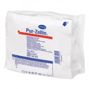 Pur-Zellin Steril / Пур-Целлин Стерил - тампоны-подушечки из целлюлозы, стерильные, 4х5 см, 500 шт.