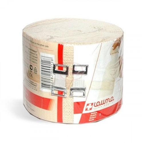Lauma / Лаума- бинт эластичный, длиннорастяжимый, 12 см x 5 м