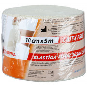 Lauma / Лаума– бинт эластичный, длиннорастяжимый, 10x500 см