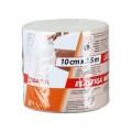 Lauma / Лаума- бинт эластичный, длиннорастяжимый, 10x350 см