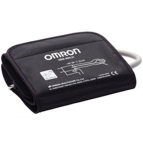 Omron Easy Cuff / Омрон Изи Кафф – компрессионная манжета, универсальная, 22-42 см