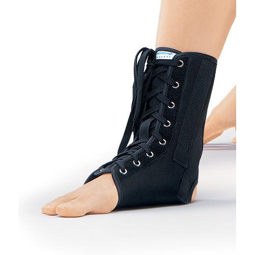 Orlett LAB-201 / Орлетт - ортез на голеностопный сустав с ребрами жесткости и шнуровкой, M