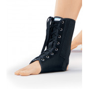Orlett LAB-201 / Орлетт - ортез на голеностопный сустав с ребрами жесткости и шнуровкой, XL