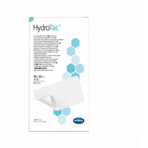 HydroTac / ГидроТак - губчатая повязка с гидрогелевым покрытием, 10x20 cм