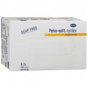 Peha-Soft Syntex / Пеха-Софт Синтекс - виниловые перчатки без пудры, 100 шт, XS
