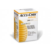 Accu-Chek Softclix / Акку-Чек Софткликс - ланцеты, 200 шт.