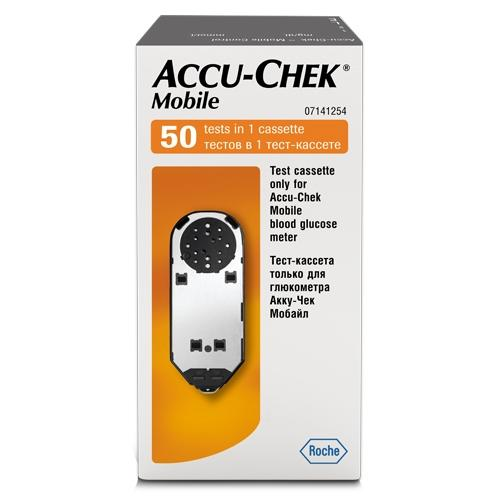 Accu-Chek Mobile - тест-кассета для глюкометра