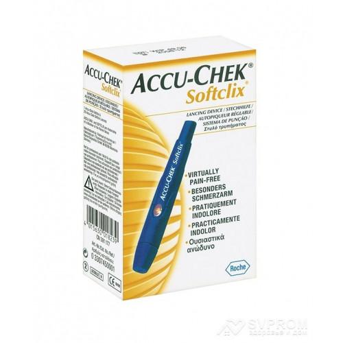 Устройство для прокалывания пальца Accu-Chek Softclix