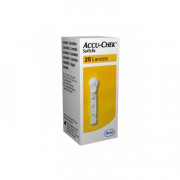 Accu-Chek Softclix / Акку-Чек Софткликс - ланцеты, 25 шт.