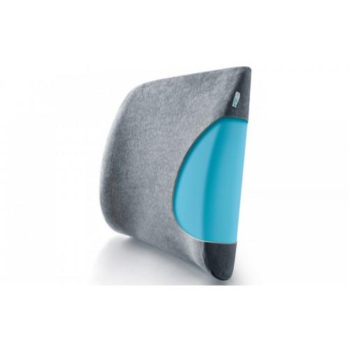 Trelax Spectra / Трелакс Спектра - подушка ортопедическая под спину, серая