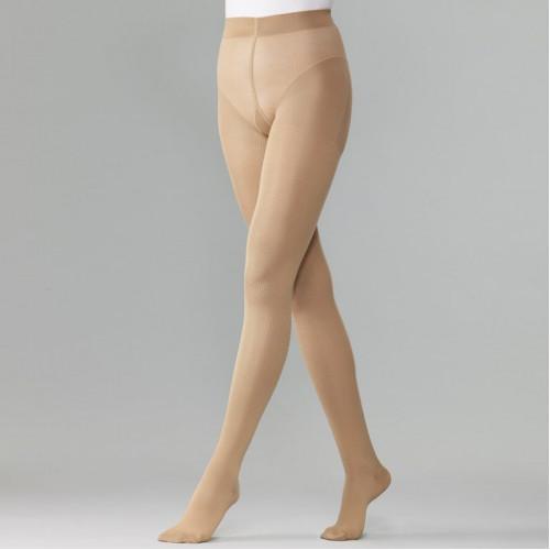 Varisan Fashion / Варисан Фэшн - компрессионные колготки (1 класс), размер №5, нормальной длины, бежевые