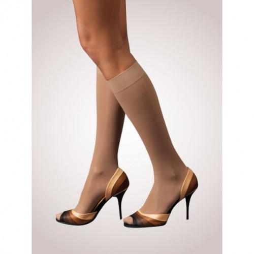 Варисан Фэшн / Varisan Fashion - гольфы компрессионные, 5 размер, 2 класс компрессии, нормальной длины, телесные