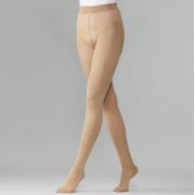Varisan Fashion / Варисан Фэшн - компрессионные колготки (2 класс), размер №5, нормальной длины, бежевые