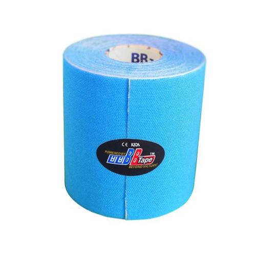 BBTape / БиБи Тейп - кинезио тейп, голубой, 10 см x 5 м