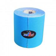 BBTape / БиБи Тейп - кинезио тейп, голубой, 7,5 см x 5 м