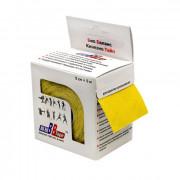 BBTape / БиБи Тейп - кинезио тейп, жёлтый, 5 см x 5 м