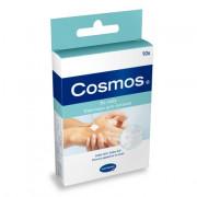 Cosmos Aqua / Космос Аква - пластырь-пластинка, водостойкий, 3 размера, 10 шт.
