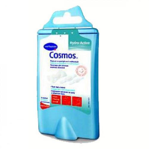[недоступно] Cosmos Hydro Active / Космос - пластырь от влажных мозолей, 3 размера, 8 шт.