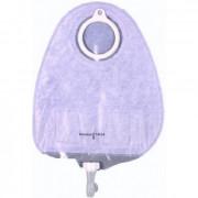 SenSura Click / Сеншура Клик - дренируемый прозрачный уростомный мешок с мягким покрытием, 50 мм