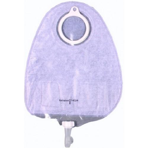 SenSura Click / Сеншура Клик - дренируемый прозрачный уростомный мешок с мягким покрытием, 60 мм