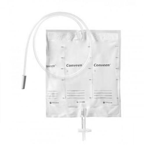 Conveen Basic / Конвин Бейсик - мочеприёмник для уропрезерватива Конвин, 2000 мл, трубка 100 см