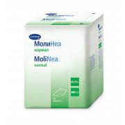 [недоступно] MoliNea Normal / МолиНеа Нормал - одноразовые впитывающие пеленки, 40x60 см, 80 г/м2, 30 шт.