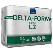 Абена Дельта-Форм / Abena Delta-Form - подгузники для взрослых L2, 20 шт.