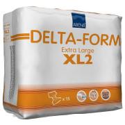 Абена Дельта-Форм / Abena Delta-Form - подгузники для взрослых XL2, 15 шт.