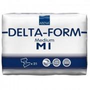Абена Дельта-Форм / Abena Delta-Form - подгузники для взрослых M1, 25 шт.