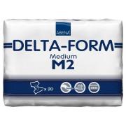 Абена Дельта-Форм / Abena Delta-Form - подгузники для взрослых M2, 20 шт.