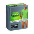 Depend / Депенд - мужское впитывающее белье, размер L/XL, 9 шт.