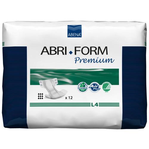 Abena Abri-Form / Абена Абри-Форм - подгузники для взрослых L4, 12 шт.