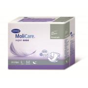 MoliCare Premium Super / Моликар Премиум Супер - подгузники для взрослых, размер L, 30 шт.