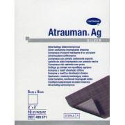 Atrauman Ag / Атрауман Аг - мазевая повязка с серебром, 5х5 см