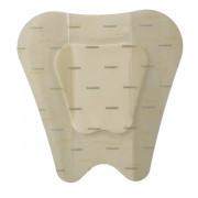 Biatain / Биатен - губчатая адгезивная повязка на крестец, 23х23 см