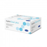 Гидроклин Плюс / HydroClean Plus - повязки с раствором Рингера и ПГМБ, 10x10 см