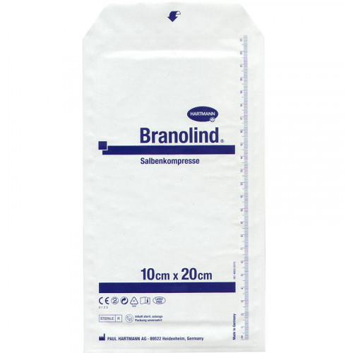 [недоступно] Бранолинд / Branolind - сетчатая покрывающая повязка, 10х20 см